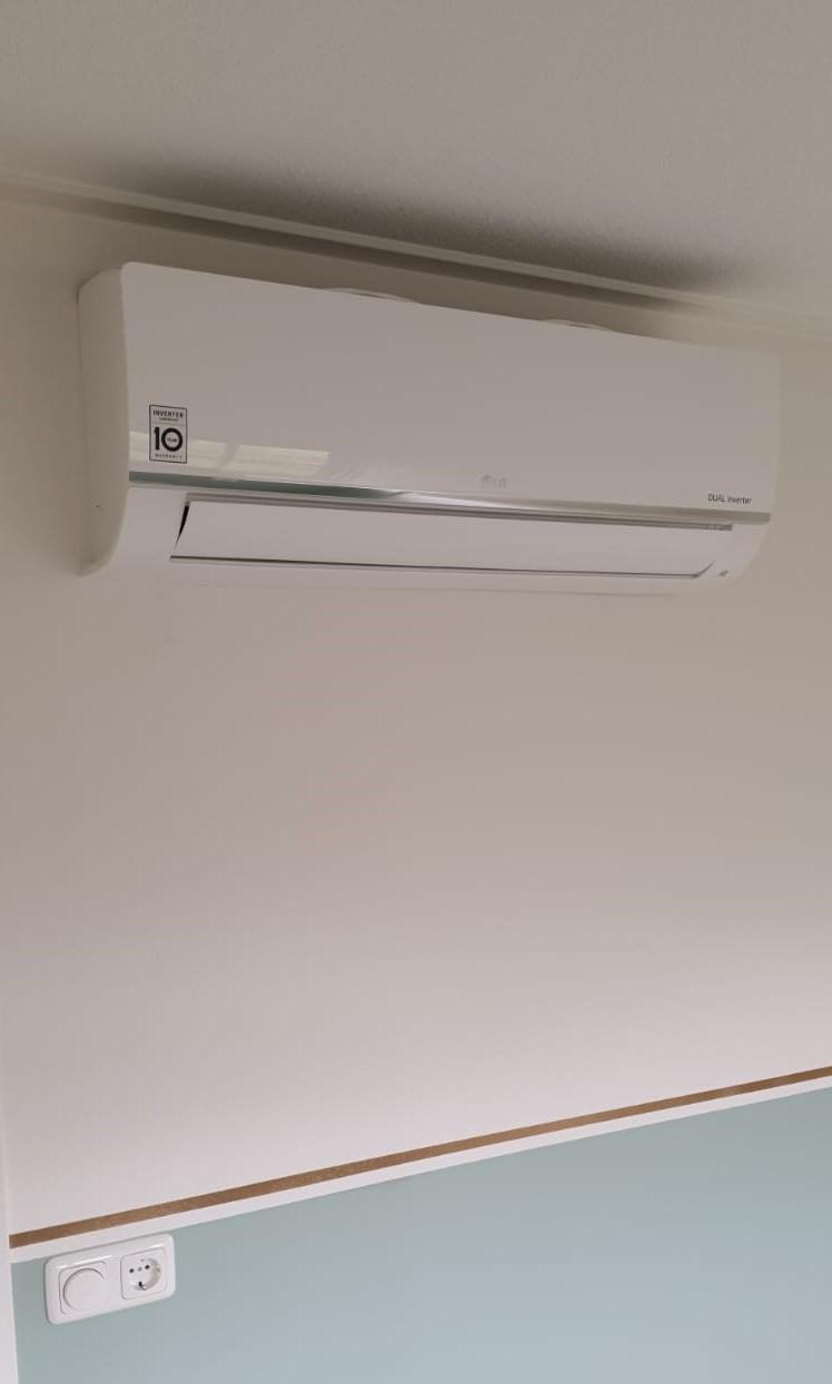 LG airco's PC09SQ