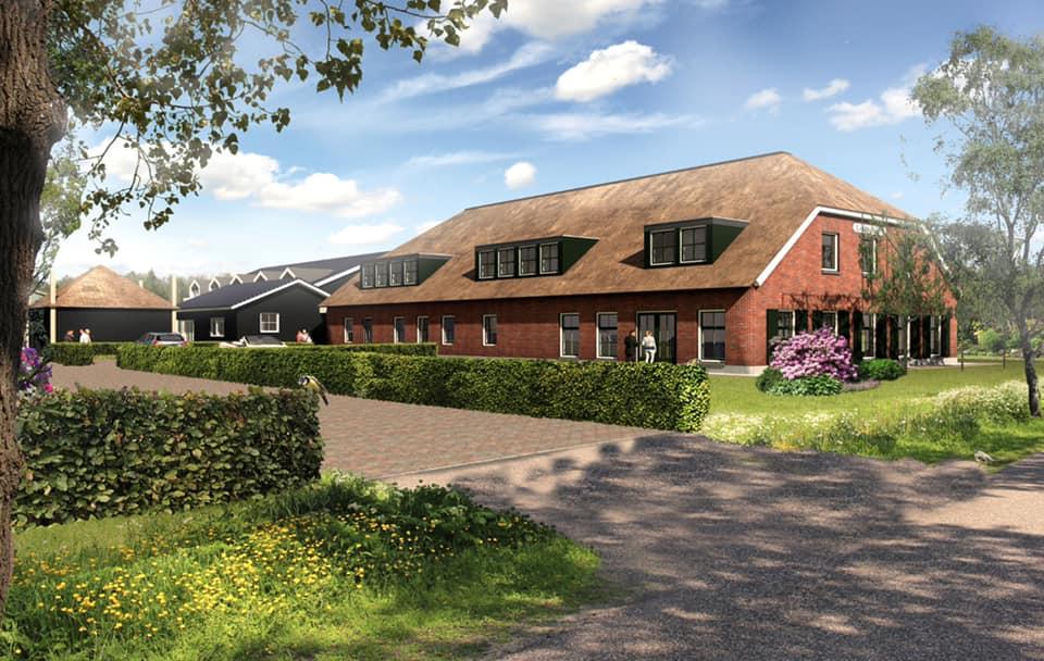 Bouwproject Lindenhorst Jansen Kootwijkerbroek