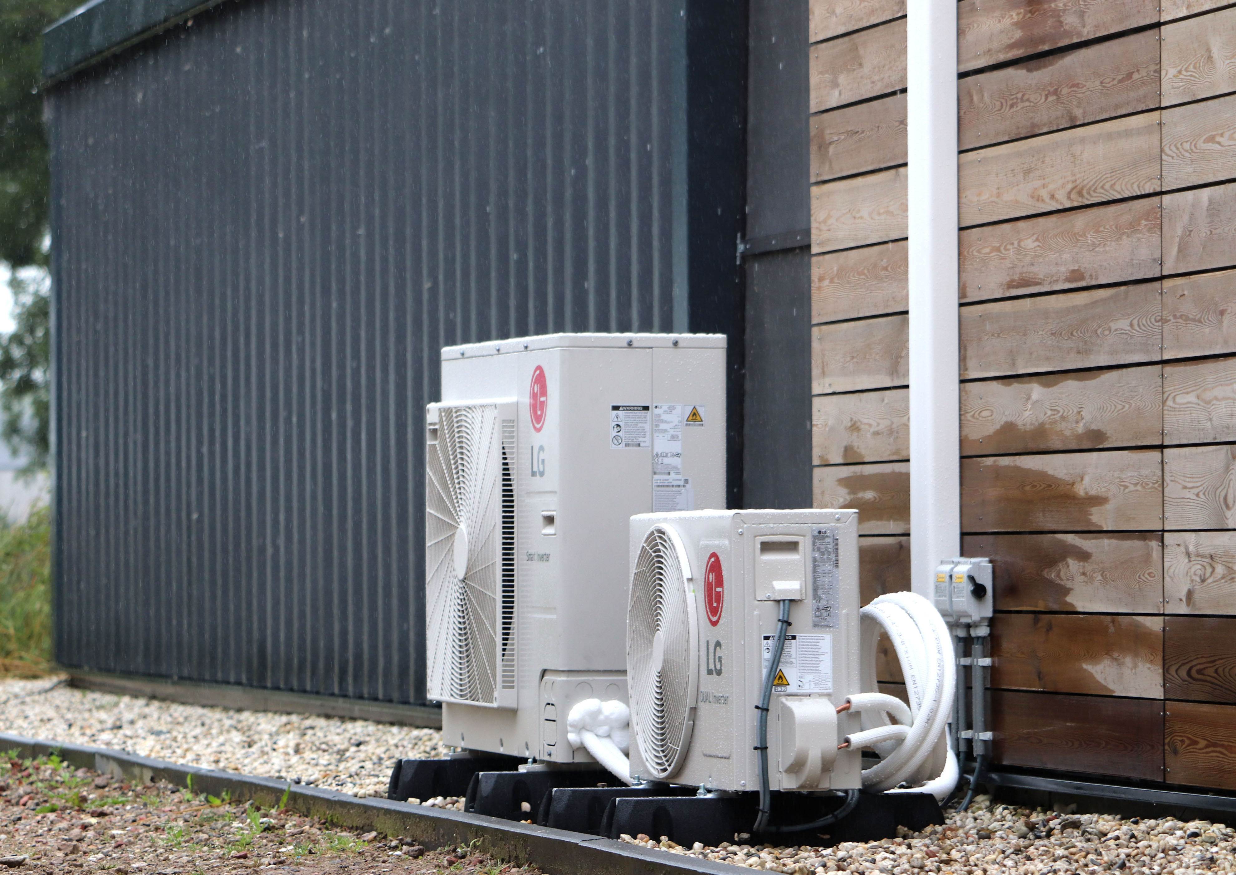 airco's geplaatst woning Almere